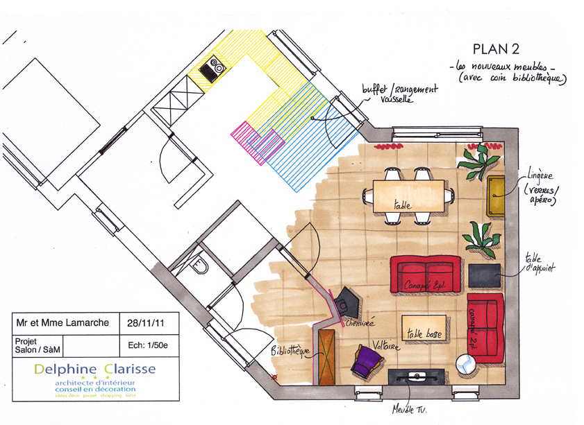 projets architecture d 39 int rieur coaching d co lille. Black Bedroom Furniture Sets. Home Design Ideas