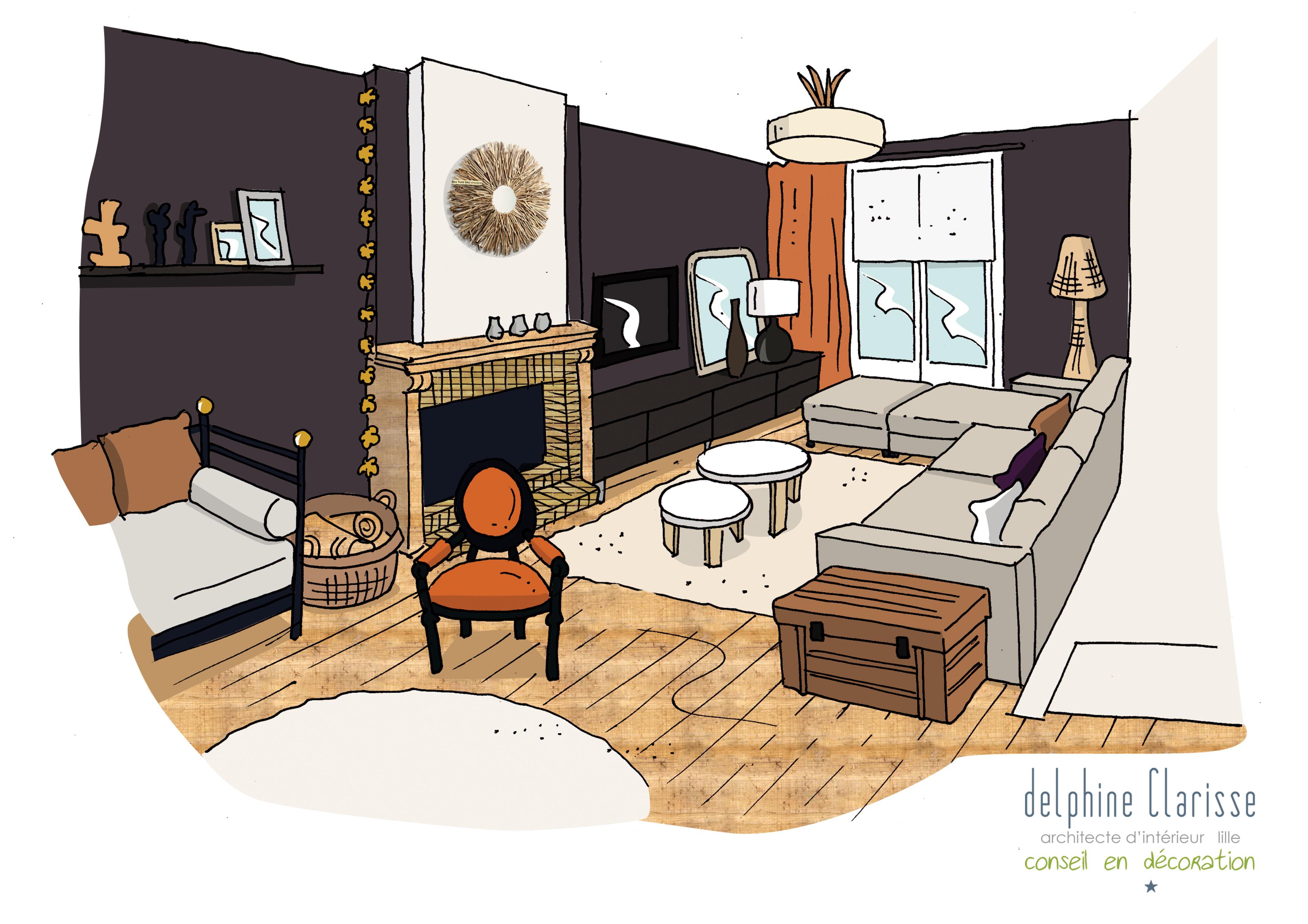 chantier bondues architecture d 39 int rieur coaching d co lille. Black Bedroom Furniture Sets. Home Design Ideas