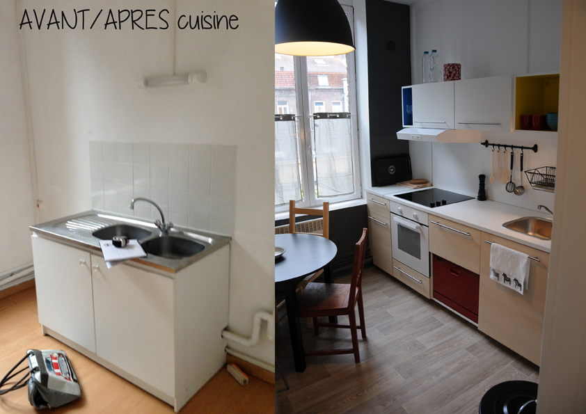 amenagement appartement location