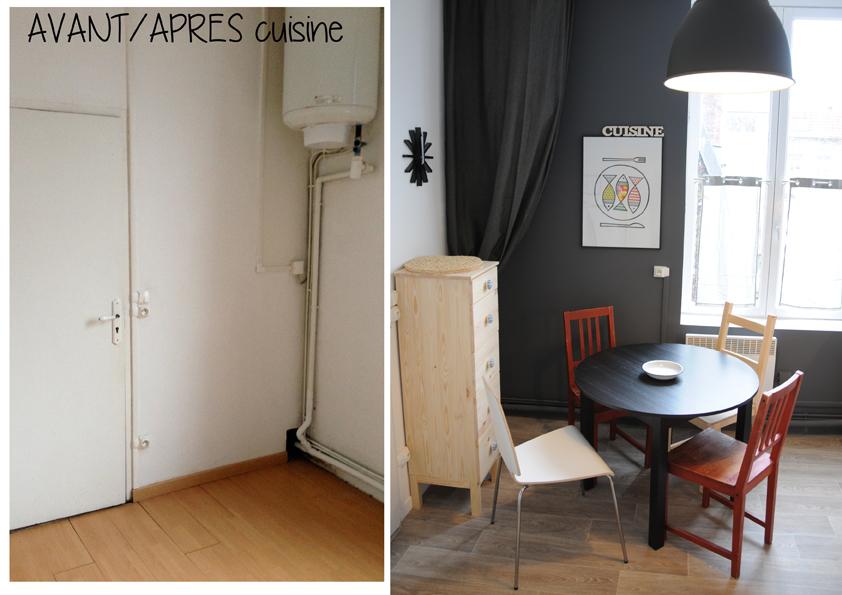 Am Nagement Petit Budget D 39 Un Appartement Lille Suite Et Fin Architecture D 39 Int Rieur