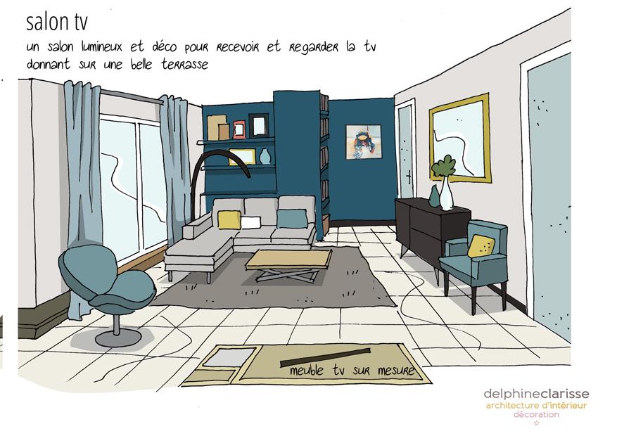 amenagement de 2 salons lille chantier en cours. Black Bedroom Furniture Sets. Home Design Ideas