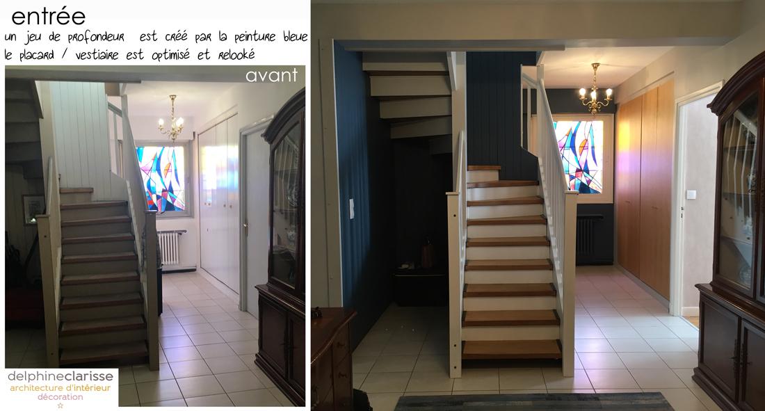 avant apr s appartement sur lille architecture d. Black Bedroom Furniture Sets. Home Design Ideas