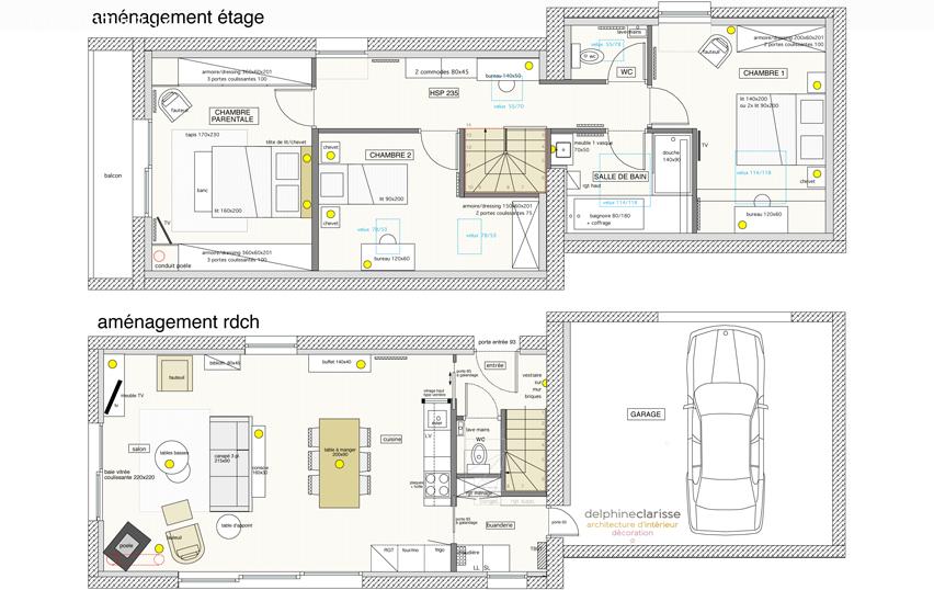 am nagement d 39 une nouvelle construction templeuve architecture d 39 int rieur coaching d co lille. Black Bedroom Furniture Sets. Home Design Ideas