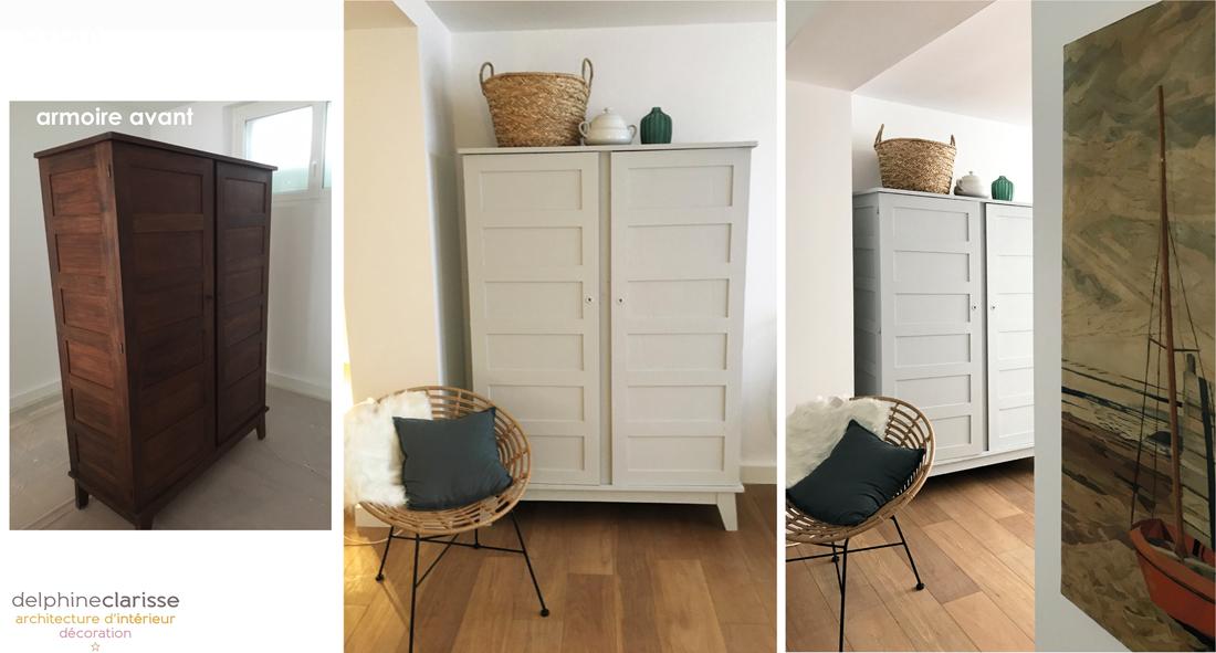 r novation d 39 un appartement biarritz architecture d 39 int rieur coaching d co lille. Black Bedroom Furniture Sets. Home Design Ideas