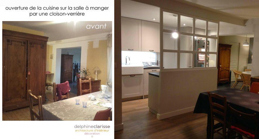 Un nouvel int rieur ouvert et lumineux architecture d for Decoration interieur lille
