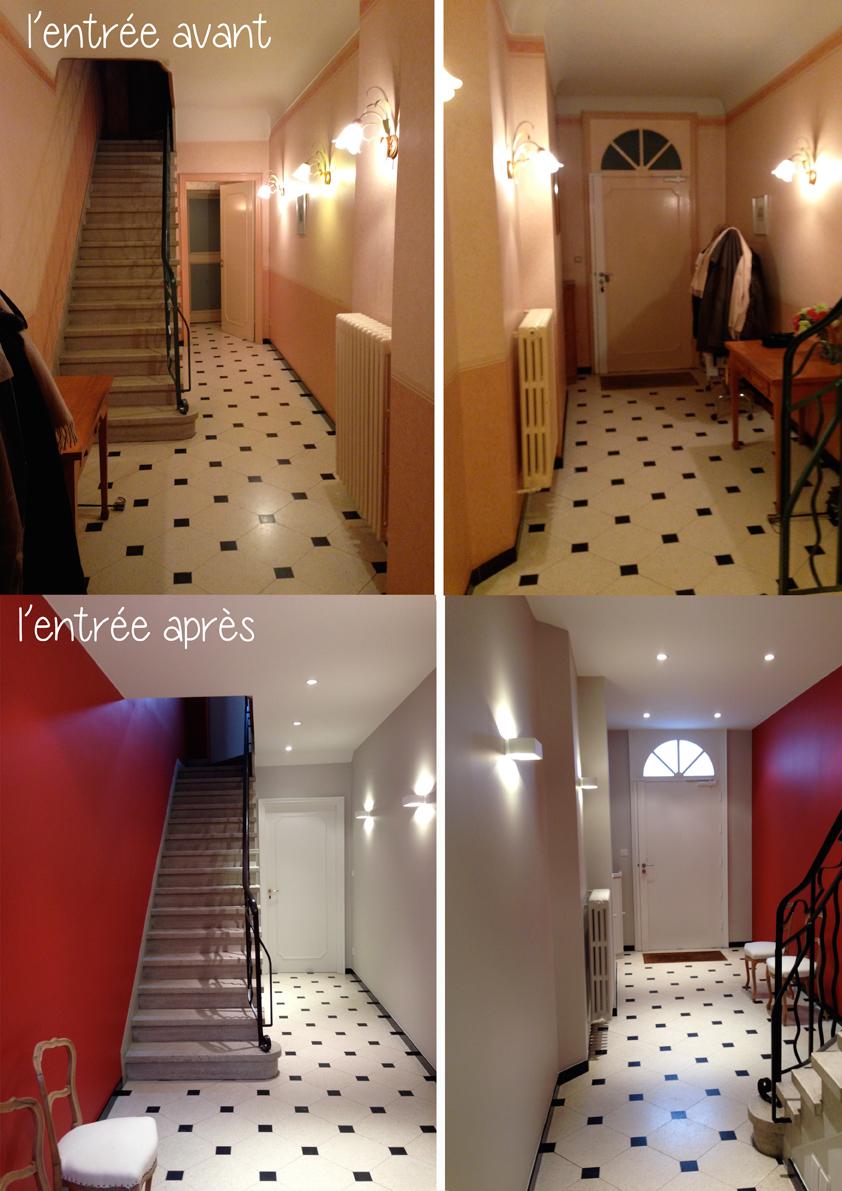 Relooking Maison Avant Apres transformation d'une maison sur lille - architecture d